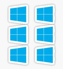 Windows Azure Sticker