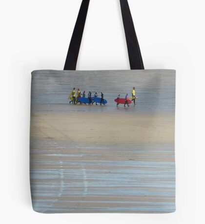 Going surfing, Cornwall Tote Bag