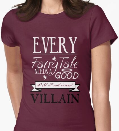 Old Fashioned Villain. T-Shirt