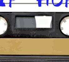 Hip Hop RAP  Music Sticker