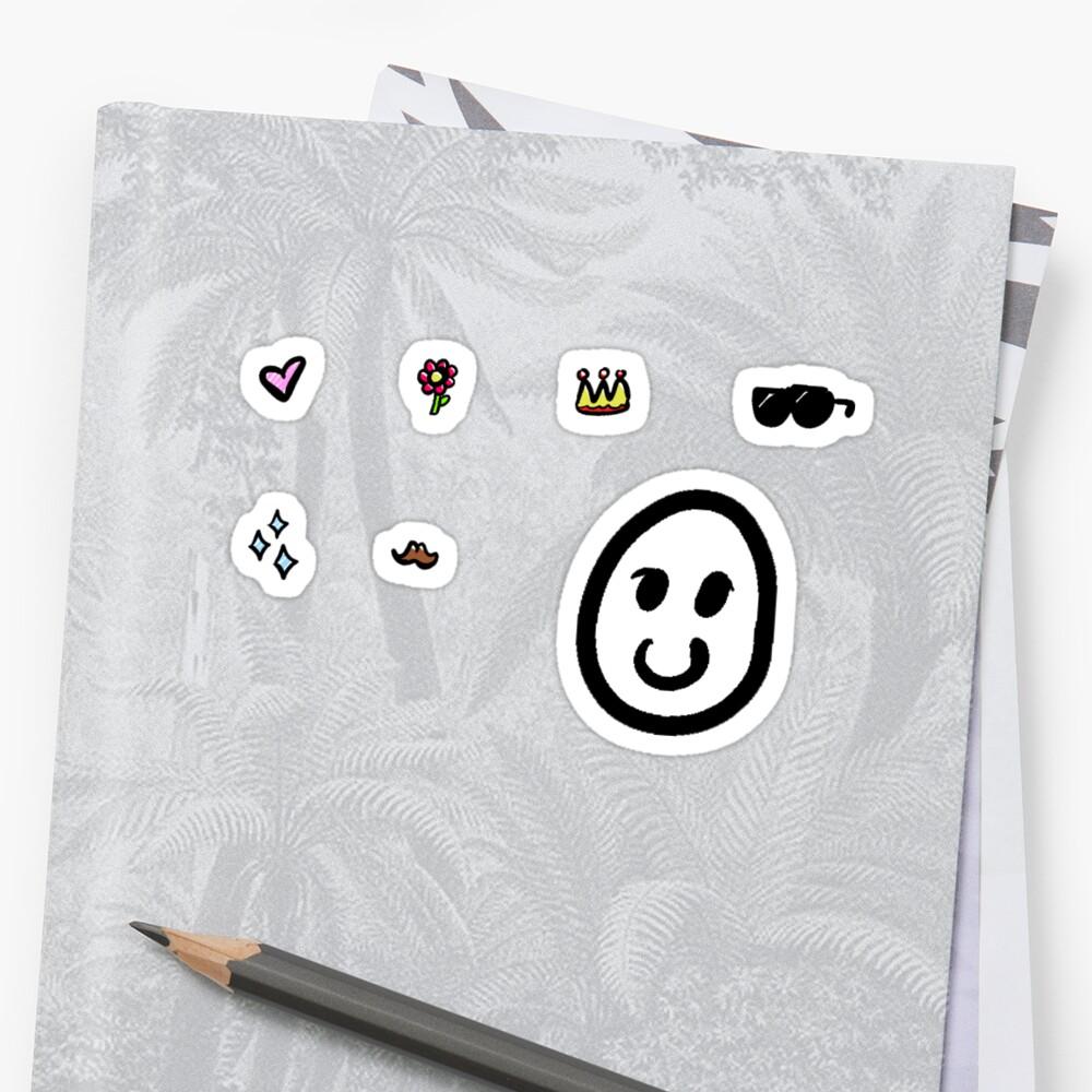 EGG DRESS UP PACK by raresecretegg