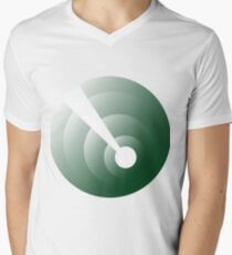 Sanford Underground Research Facility Lab Mens V-Neck T-Shirt