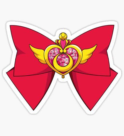 Deluxe Sailor Moon Crisis Moon Compact Sticker