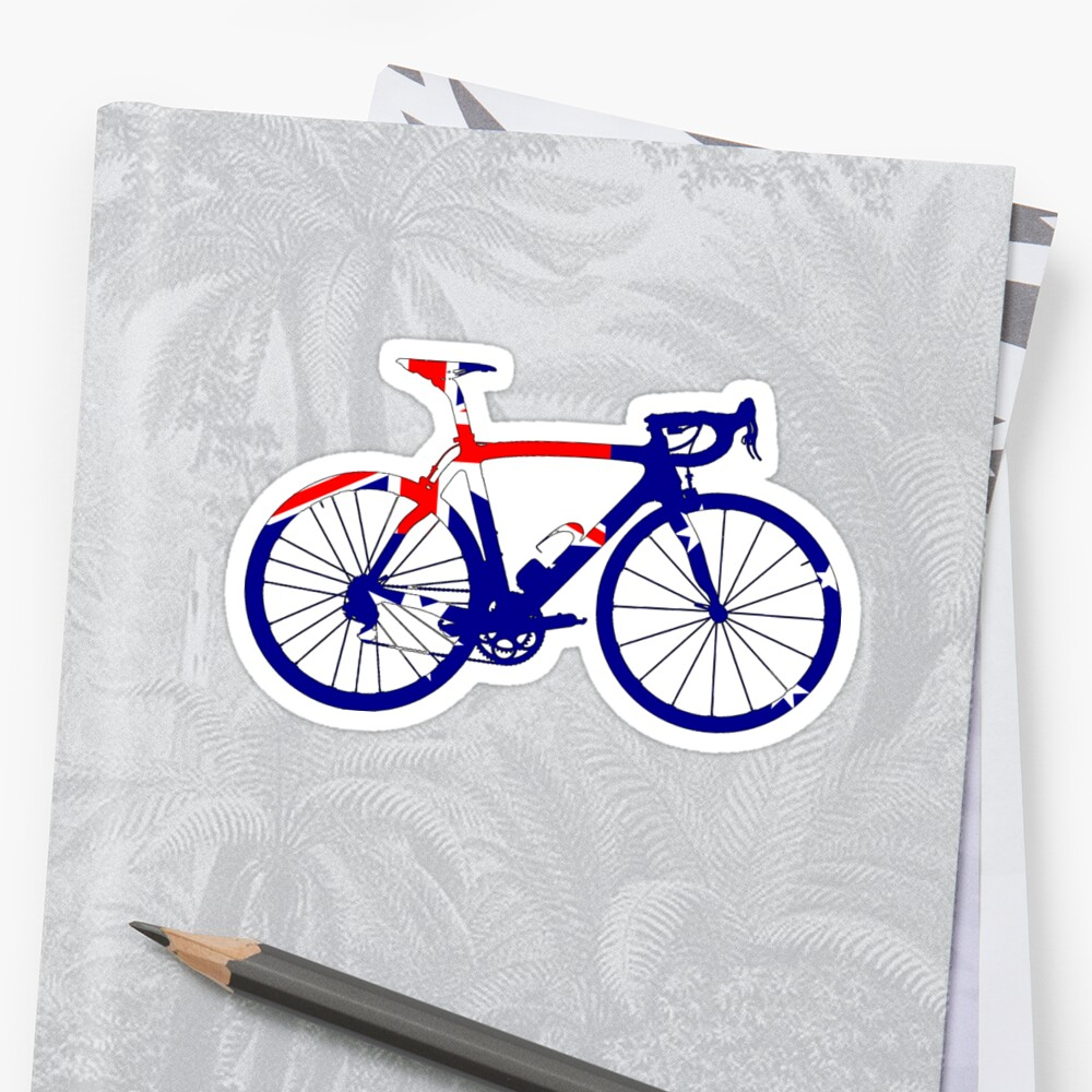 Bike Flag Australia (Big) by sher00