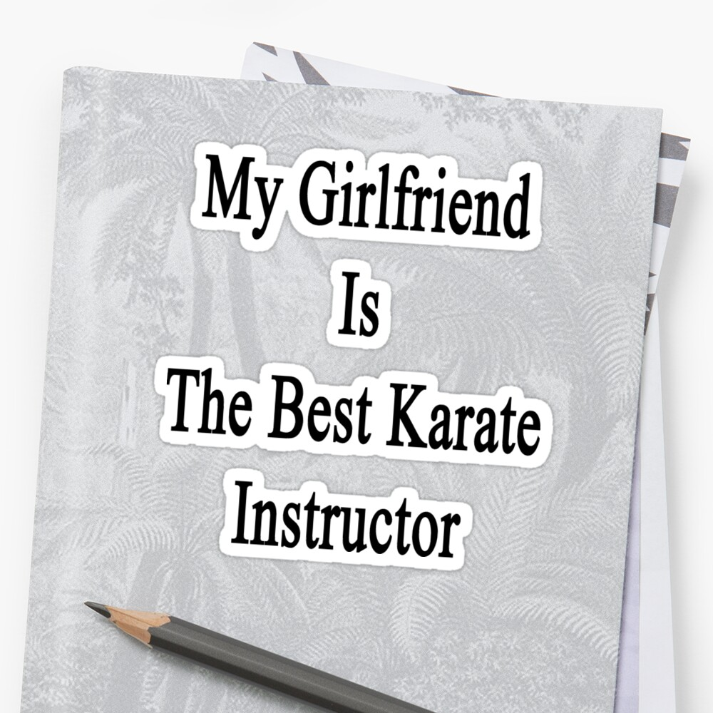 My Girlfriend Is The Best Karate Instructor  by supernova23