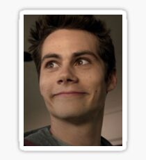 Creepy Stiles Sticker