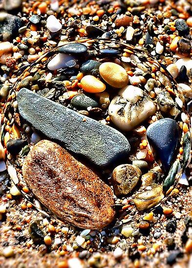 BeachBubble - Praa Sands 7am by MikeHonour