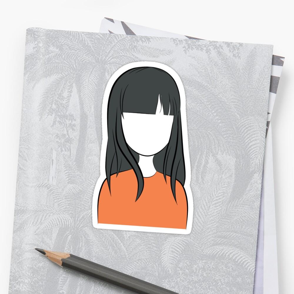 Faceless Girl  by MrAparagi