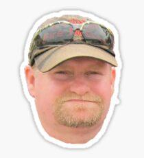 Here Comes Honey Boo Boo - Sugar Bear Sticker