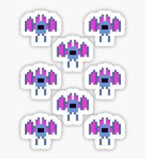 Mini Pixel Cave Mega Pack - Set of 8 Sticker