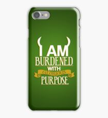 Glorious Purpose iPhone Case/Skin