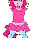 Pinkie Pie by aunumwolf42