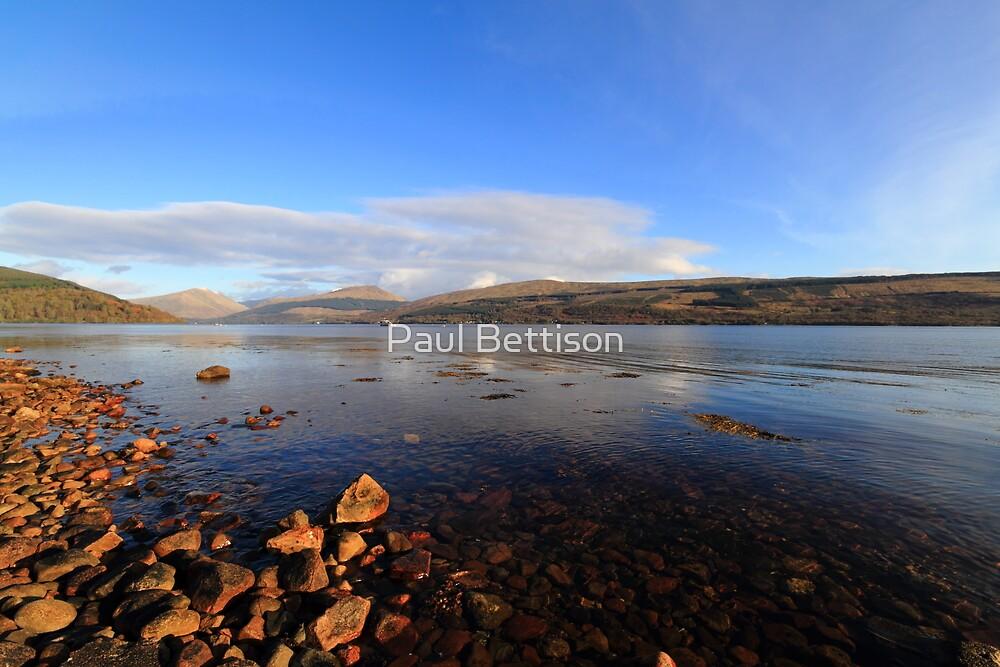 Loch Fyne View by Paul Bettison