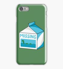 Missing iPhone Case/Skin