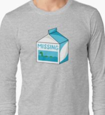 Missing Long Sleeve T-Shirt