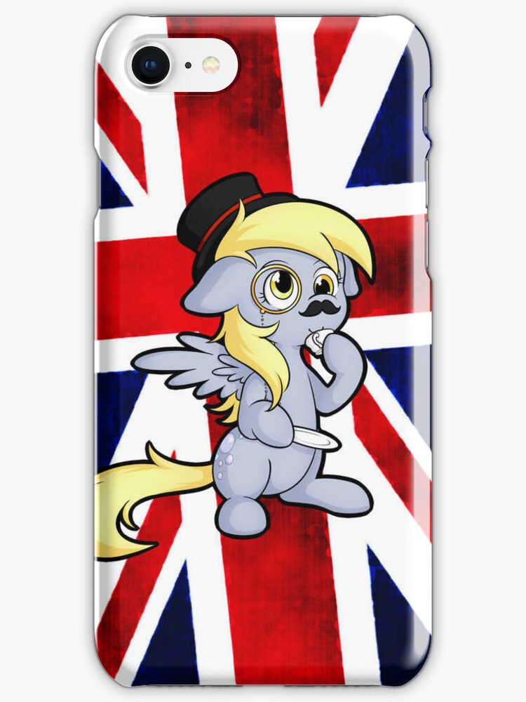 Derpy Hooves - Like a Sir by Sybke
