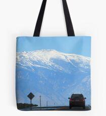 Sierra Nevadas Tote Bag