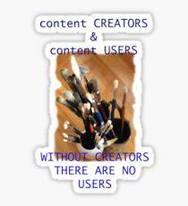 Content Sticker