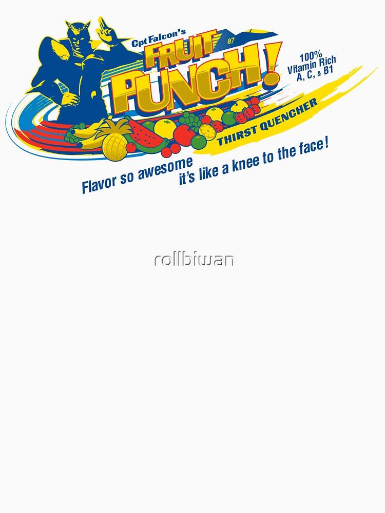 Falcon's Punch! by rollbiwan