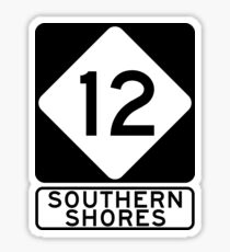 NC 12 - Southern Shores Sticker
