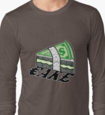 Piece of Cake Long Sleeve T-Shirt