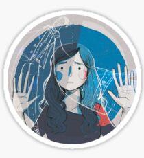 Clara Sticker