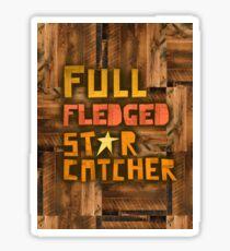 Full Fledged Starcatcher Sticker Sticker