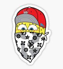 Sponge gang Sticker