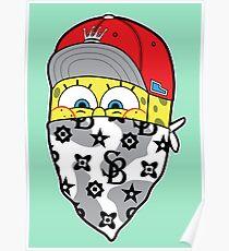 Sponge gang Poster
