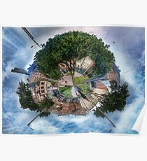The Big Tree, The Little Planet. Poster
