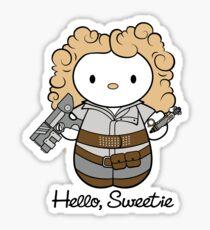 Hello Sweetie - STICKER Sticker