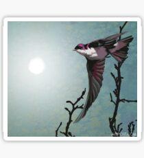 Farewell Bloodwing Sticker