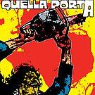 August 18, 1973: Bloody Texas #1 by Magnus Sellergren