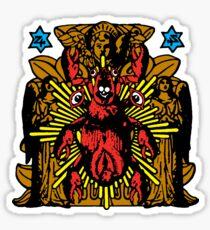 Cthulhu Rising: Vhuzompha Sticker