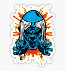Out of the Crypt Sticker
