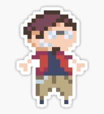 Derpy Ricky Sticker