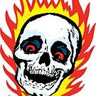 Skull 01 by Magnus Sellergren