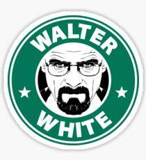 WALTER WHITE Sticker