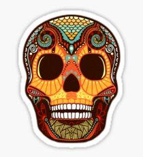 Tattoo Skull Sticker