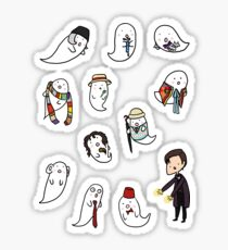 Doctor Boo Sticker Set Sticker