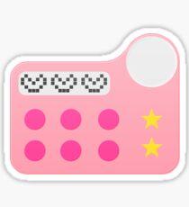 communicator Sticker