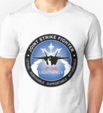 F-35 Lightning II Program Logo T-Shirt