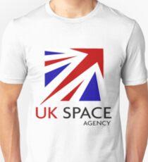 Logo of The United Kingdom Space Agency Unisex T-Shirt