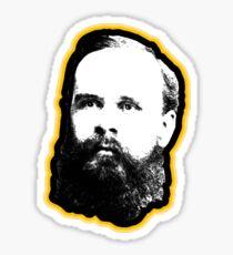 Benjamin Tucker Individualist Anarchist Sticker