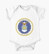 USAF Coat of Arms Kids Clothes