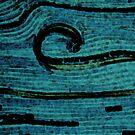 Moment notebook waves by salodelyma