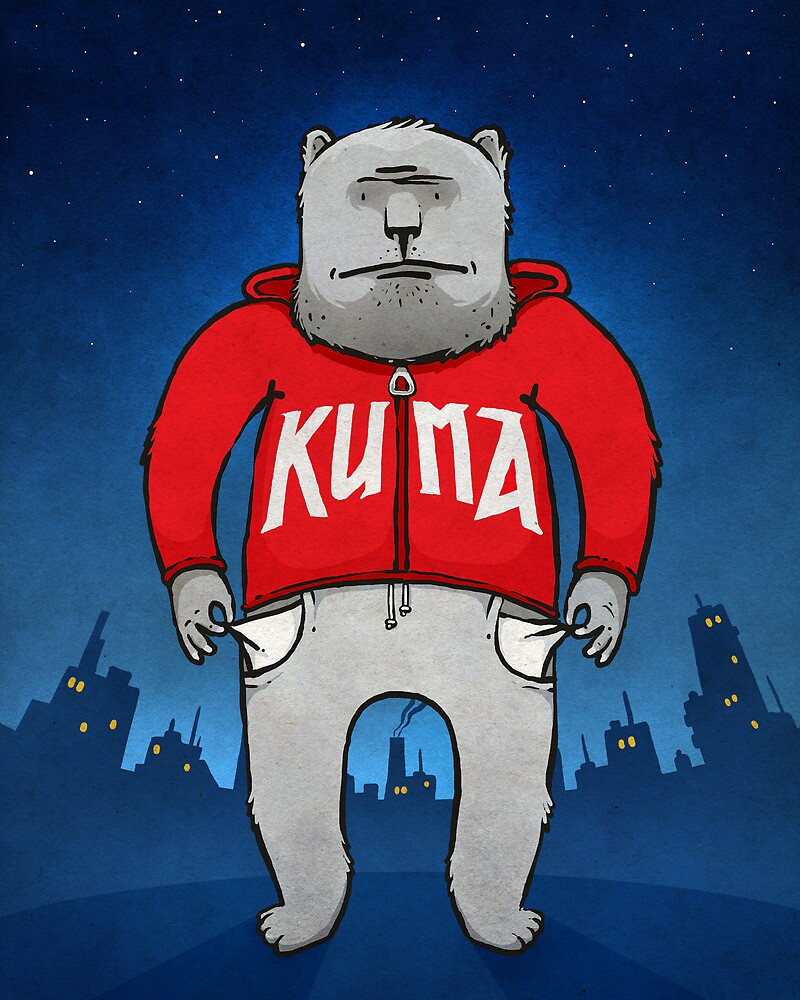 KUMA by Kuba Gornowicz