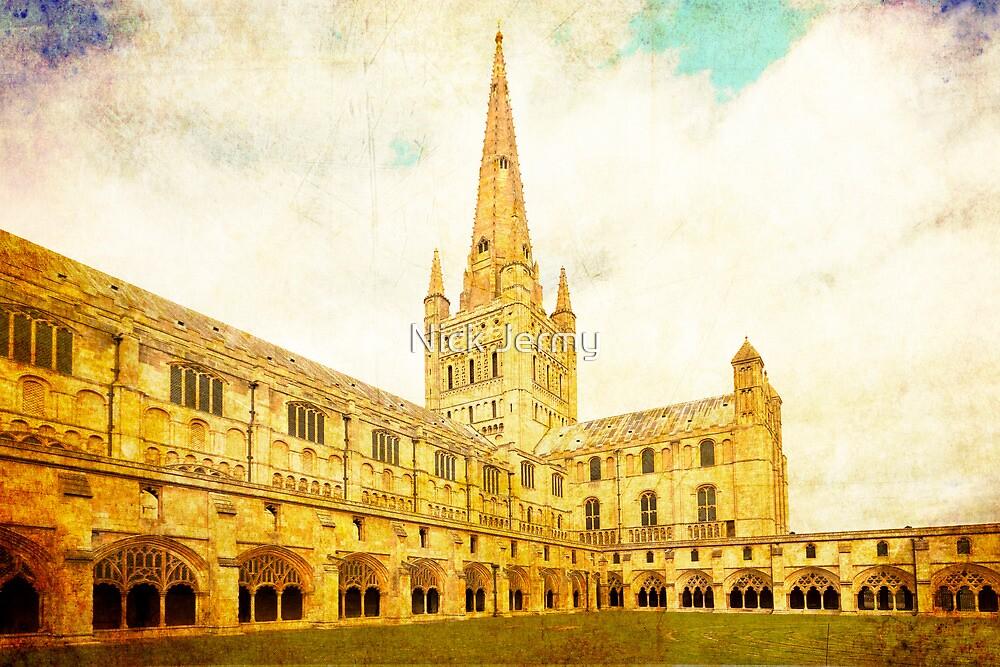 Norwich Cathedral by Nick Jermy