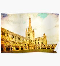 Norwich Cathedral Poster