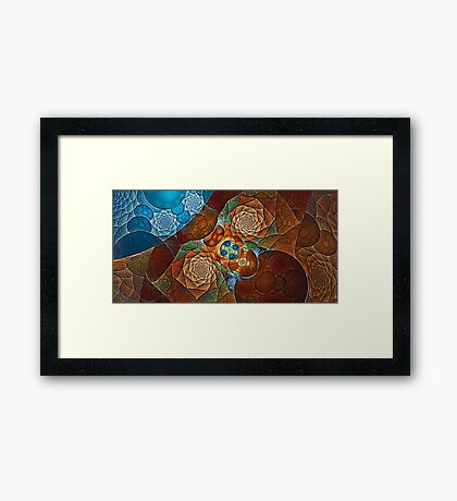 More than words can say #8 Framed Print